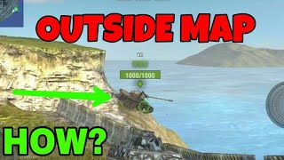 Outside Naval Frontier! (Wot Blitz #1)