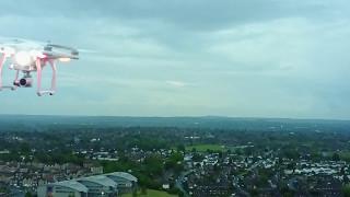 Near Miss 300ft above Bilborough Nottingham