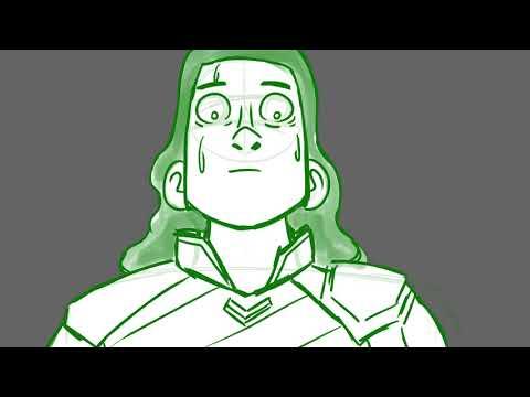 Loki & the Tessaract: I Don't Need It - Animatic