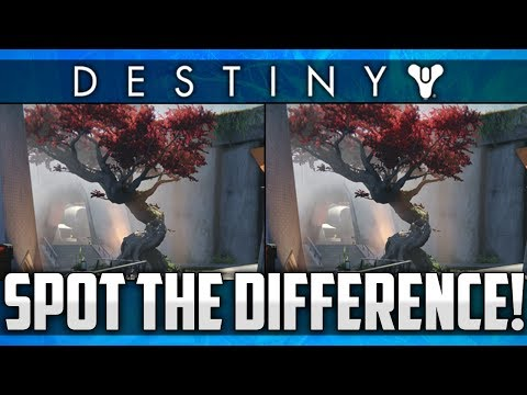 Spot The Difference - Destiny Edition