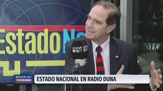 """Estado Nacional en Duna"": Ministro Larraín se refiere a fuga de reos de Colina 1"