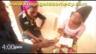 Latest Nigerian Comedy Skits 2017- House fellowship KingsGold Comedy Skits Episode 15