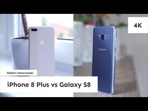 iPhone 8 Plus vs. Samsung Galaxy S8 Porównanie zdjęć   Robert Nawrowski