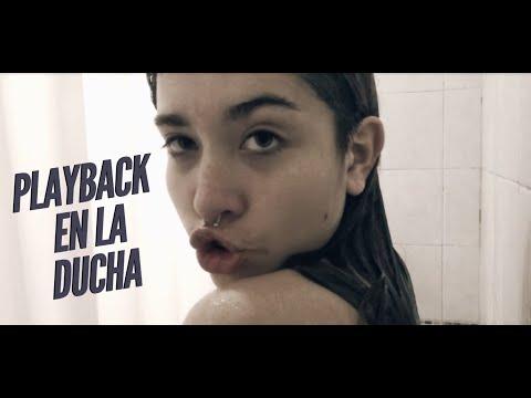 PLAYBACK CHALLENGE EN LA DUCHA - MARIA BECERRA