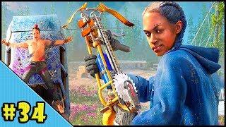 Far Cry New Dawn - Walkthrough - Part 34 - Days Of Blunder (PC HD) [1080p60FPS]