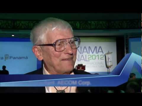Clyde N. Baker, Jr. impressed with the Panama Canal Expansion