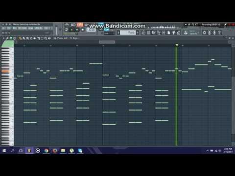 Top Martin Garrix Melodies Compilation + Surprise Remake (Fl studio + FLP)