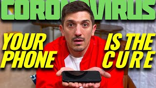 Andrew Schulz on Coronavirus: Your Phone Is The Cure