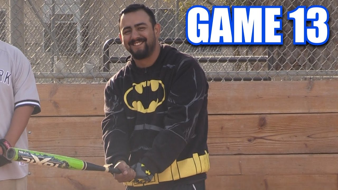 Batman v Superman 2 | Offseason Softball League | Game 13 - YouTube