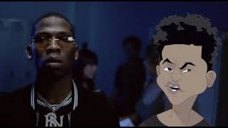 {3D Audio} Tay K & Blocboy JB - Hard ( Use Headphones ) Resimi