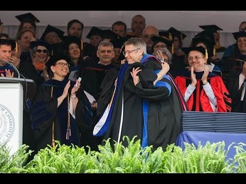 Queens University of Charlotte 2018 Commencement Ceremony
