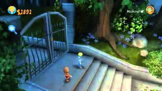 Прохождение Скуби-Ду Зловещий Замок #1