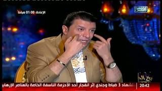 شيخ الحارة   تعليق مصطفى كامل  على صورة حمزة نمرة