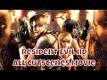 ☣Resident Evil 4 HD All Cutscenes Movie