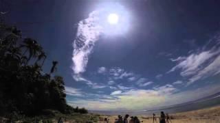 2016 Total Solar Eclipse from Pulau Plun, Halmahera Timur, Indonesia