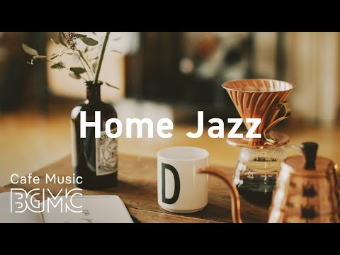 Home Jazz: Jazz Beats & Jazz Hip Hop at Home - Slow Jazz for Work, Study, Relax