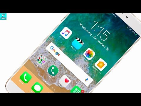 Oppo Theme IOS 11 Clean Edition For Color Os by W Tech