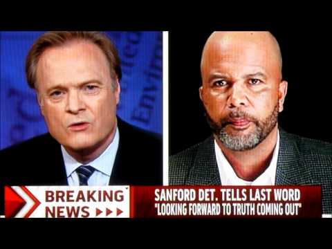 "Joe Oliver, Zimmerman's friend admits to Lawrence O'Donnell ""His role doesn't make sense"""