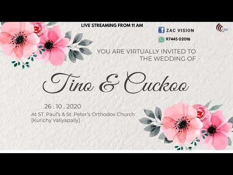 WEDDING CEREMONY. TINO & CUCKOO. 26-10-2020. 11:00 AM