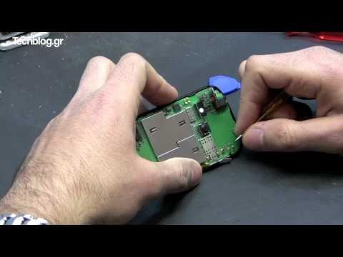 Huawei Ideos U8150 teardown