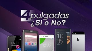 TELÉFONOS DE 4 PULGADAS, AL LÍMITE DE LO USABLE | OPINIÓN