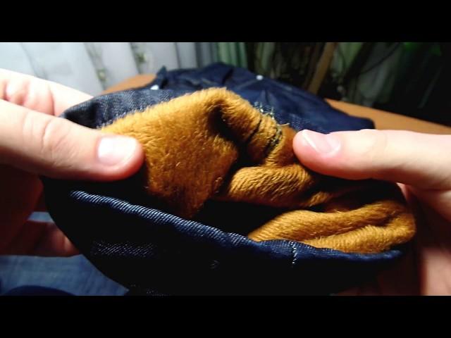 Men's Winter Jeans