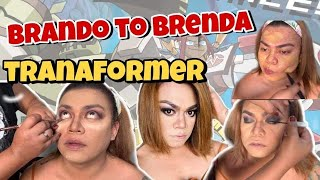 MAKEUP TRANSFORMER | BRENDA MAGE