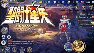 Saint Seiya : Awakening (English) Android Gameplay