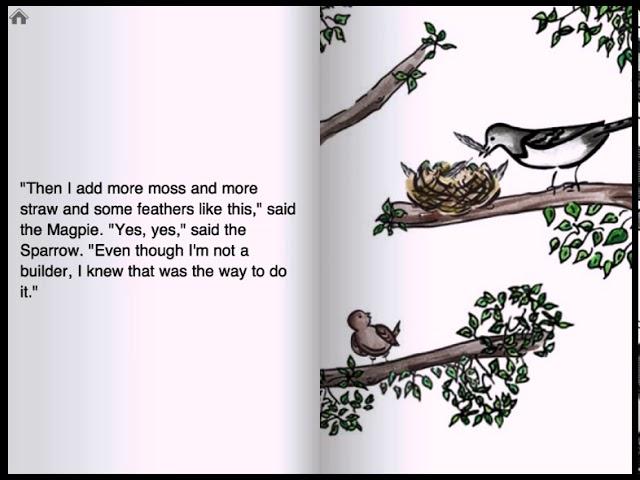 The Magpie's Nest | retold by Peipei (เพ่ยเพ่ย)