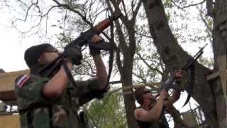 minnesota airsoft fort combat m4 zombie killer svd