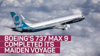 Boeing soars past another successful milestone