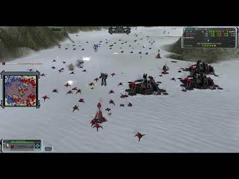 Whiteheart vs Zock - 1v1 Ladder - Supreme Commander: Forged Alliance Forever