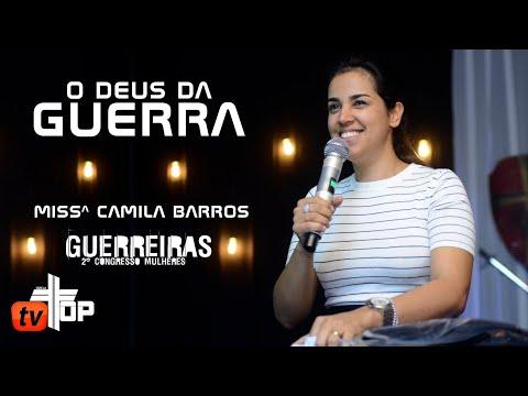Missª Camila Barros    Igreja TOP 2018