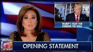FOX News Host Delivers HISTORIC Message to Trump Over Gov't Shutdown That'll Make You Cheer!