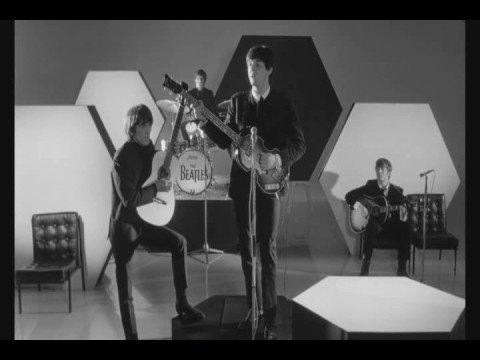 Клип The Beatles - And I Love Her