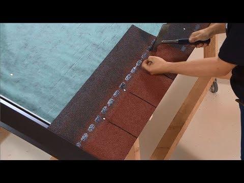 Como instalar las tejas asfálticas IKO? Entrenamiento básico en línea para techeros