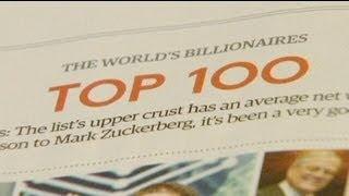 فوربس نام ثروتمندترین افراد جهان را منتشر کرد