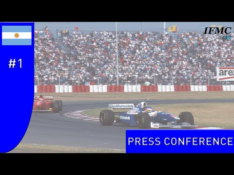 IFMC GP2 Series | Grand Prix 3 | S1 | Buenos Aires Thursday Teams Press Conference