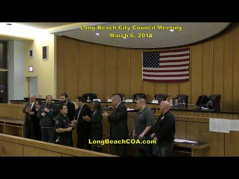 Long Beach NY City Council Meeting 03/06/18