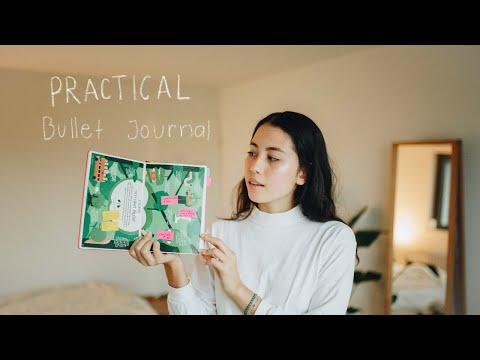 My Practical Bullet Journal Setup 2020 #BulletJournal