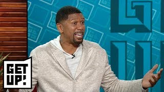 Jalen Rose shuts down chance of LeBron James and Kyrie Irving reuniting on Celtics | Get Up! | ESPN