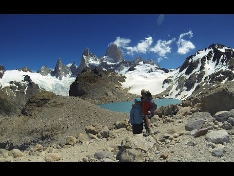 Patagonie 3 - trek kolem Mt. Fitz Roy a Cero Torre