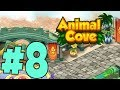 ANIMAL COVE - Gameplay Walkthrough Part 8 - Flora and Fransesco the flowers