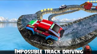 Offroad Jeep Driving Fun:Jeep Adventure 2018 - by Grace Games Studio | Android Gameplay |