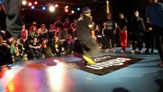 Project X vs Double B Rockers- Unbreakable crew battle 2012