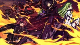 Трейлер аниме: Код Гиас: Восставший Лелуш