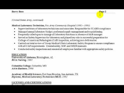 Rn Resume Sample.mp4