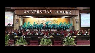 PSM UNEJ 2017 - Malam Terakhir  (Rhoma Irama ft Rita Sugiarto Cover)    live Gedung Soetardjo