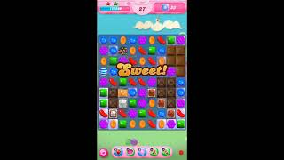 Candy Crush Saga Level 1367 without booster