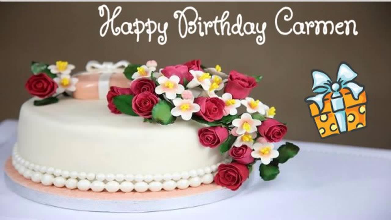Happy birthday carmen image wishes youtube - Happy birthday carmen images ...
